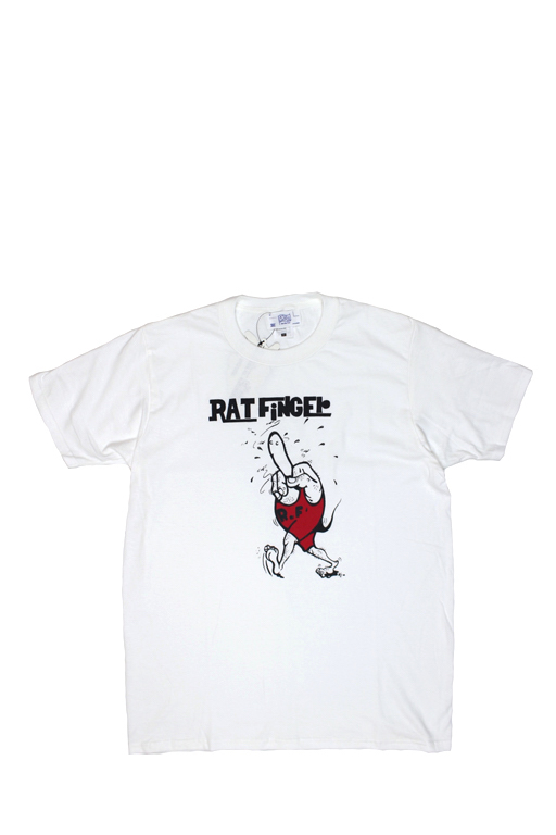 SNOID RAT FINGER Tee11