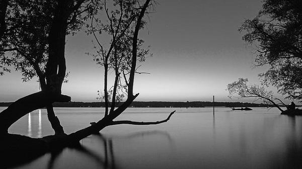 フリー画像・湖