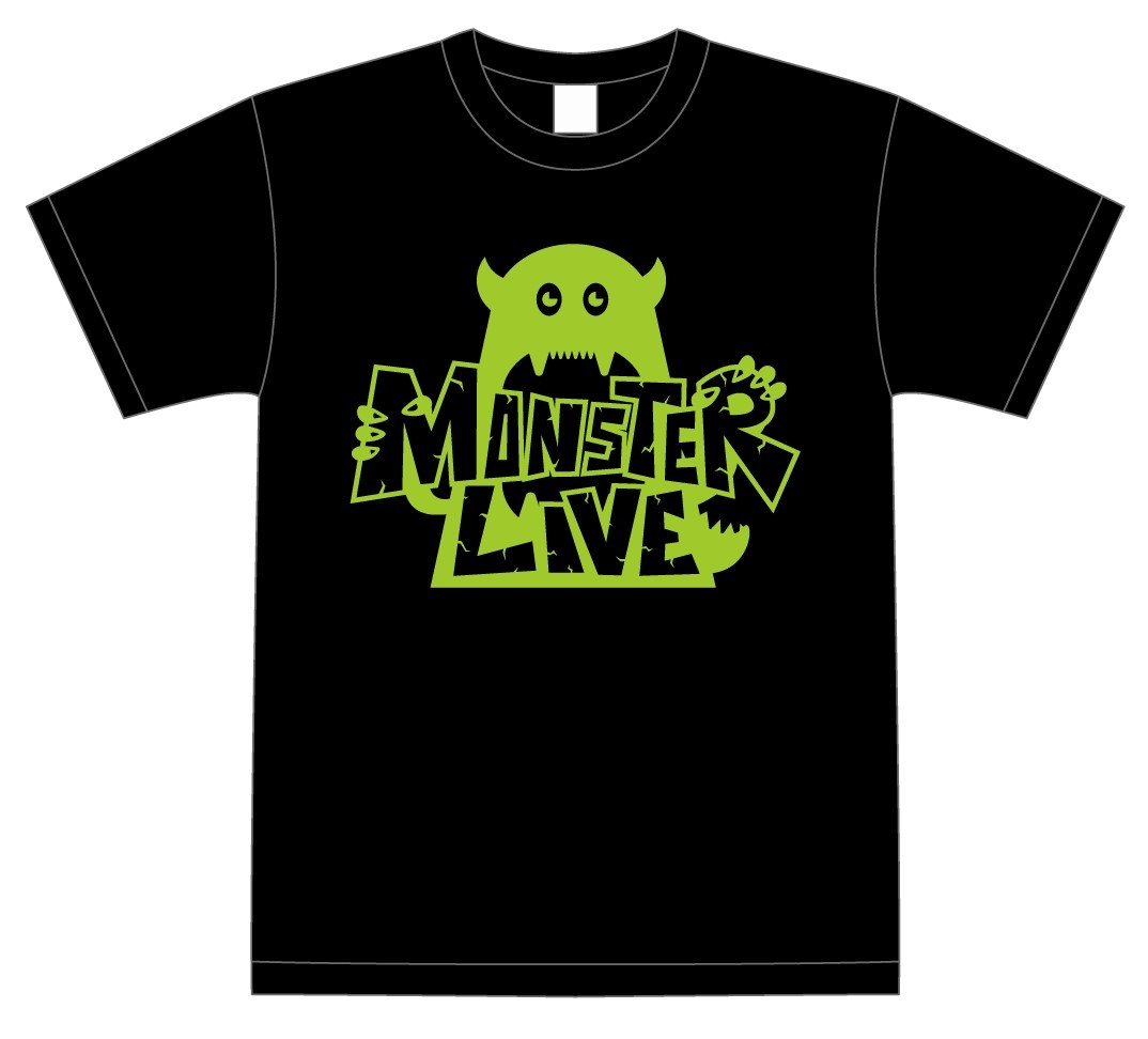 MONSTERLIVE(Tシャツ)
