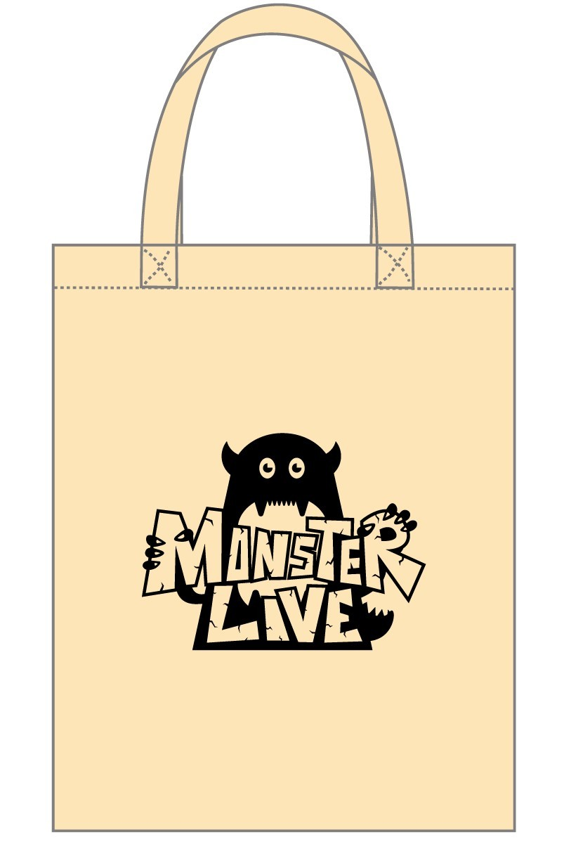 MONSTERLIVE(バッグ)