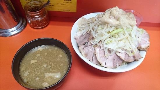 つけ麺@ラーメン二郎神田神保町