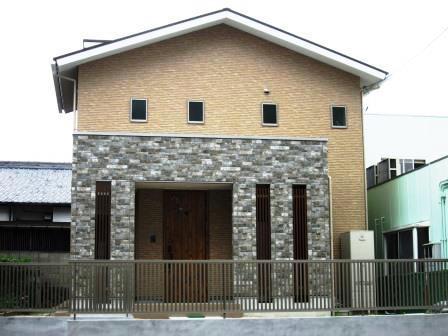 松本邸外観