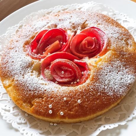 2017-09-06-バラのパウンドケーキ