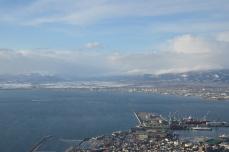 函館山からの景色②