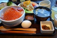 ホテルの朝食②