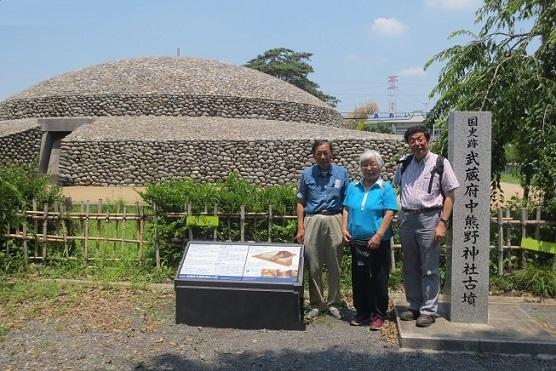 b0623-0 熊野神社古墳-集合