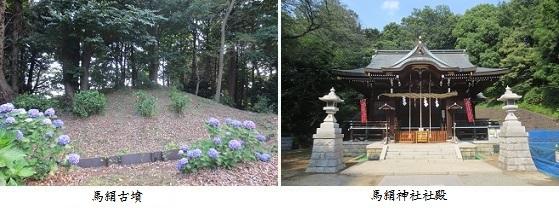 b0623-8 馬絹古墳・神社社殿