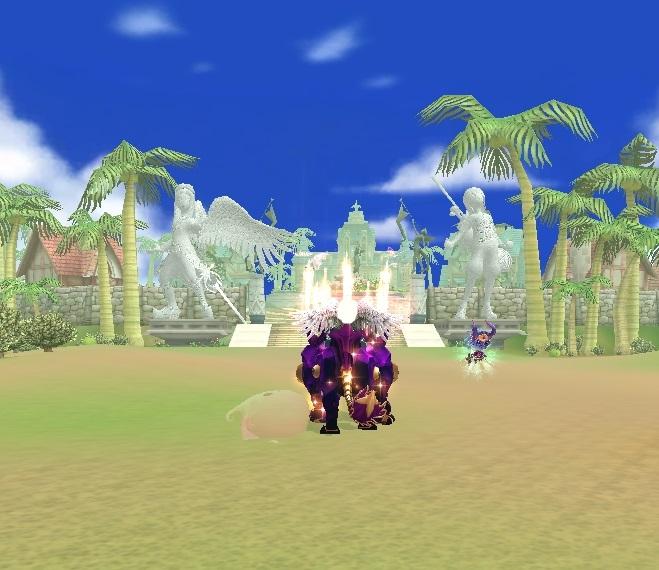 GFUSAブログ用703C4 アプラダ戦・銅像は建ったw