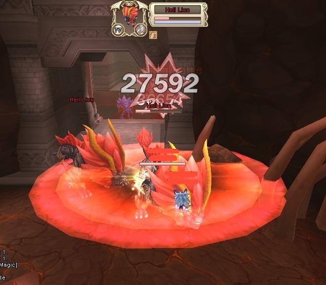 GFUSAブログ用703D 黒炎巡り再び・秘奥義・地の池地獄?w