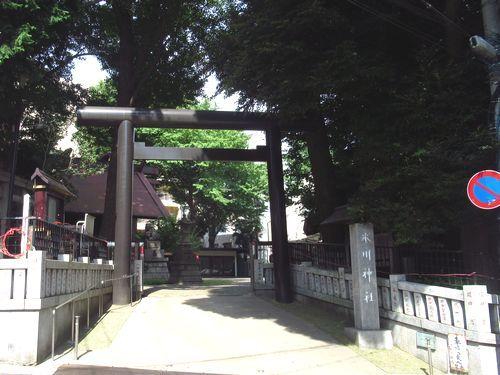 高円寺i氷川神社1