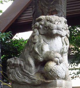 高円寺i氷川神社3