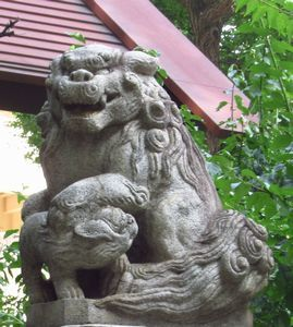 高円寺i氷川神社4