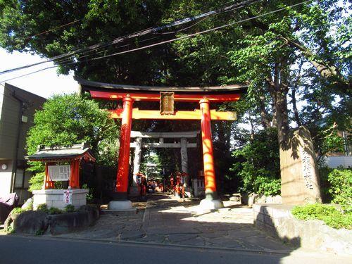 馬橋稲荷神社1