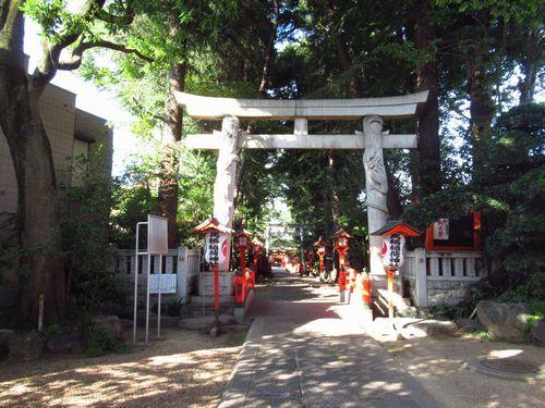馬橋稲荷神社2
