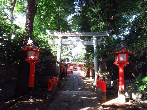 馬橋稲荷神社4