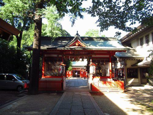 馬橋稲荷神社6