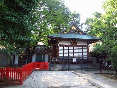 馬橋稲荷神社7
