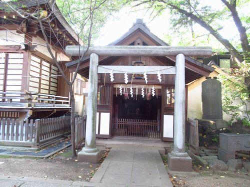 馬橋稲荷神社8