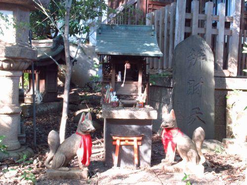 馬橋稲荷神社14