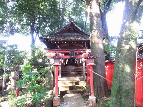 馬橋稲荷神社15