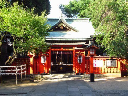 馬橋稲荷神社18