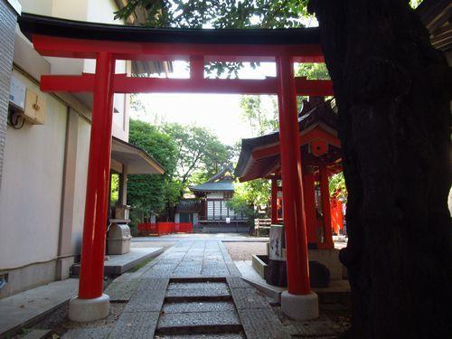 馬橋稲荷神社22