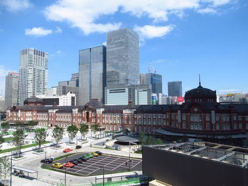 東京駅21