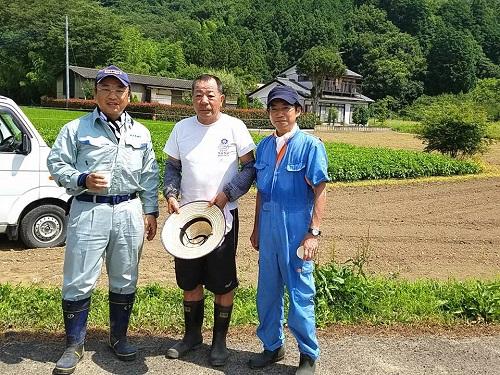 <佐野藍復活プロジェクト>支援活動へ!⑧