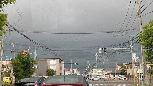 宇都宮 集中豪雨の記録 その1②
