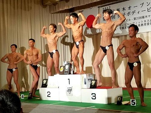 第36回 男子栃木ボディビル選手権大会・第1回 栃木オープン(フィットネスビキニ・メンズフィジーク)選手権大会⑧