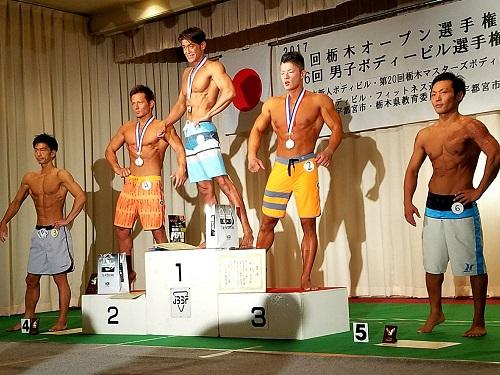 第36回 男子栃木ボディビル選手権大会・第1回 栃木オープン(フィットネスビキニ・メンズフィジーク)選手権大会⑮