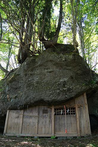 170519只見 三石神社③