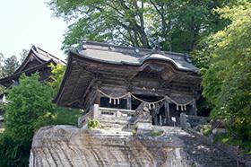 170519柳津 圓蔵院の箒杉⑧