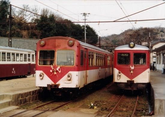 ⑨下津井駅ホーム
