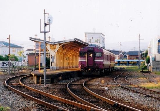 ⑰氷見駅ホームH14