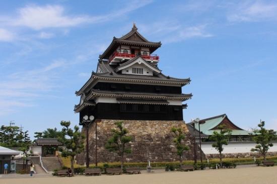 ⑤清須城 (550x367)