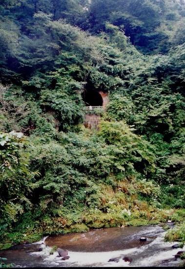 ⑩能登市ノ瀬~三井間のトンネル跡