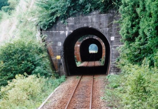 ⑰南黒丸~鵜飼トンネル