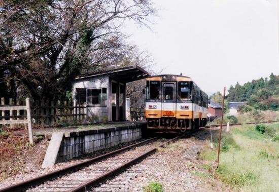 ㉕蛸島列車