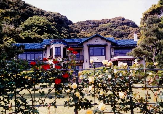 ⑪鎌倉文学館5月