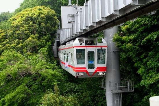⑨片瀬山トンネル500形 (550x367)