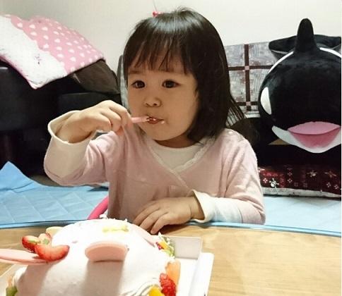 2歳バースデー♪ ④