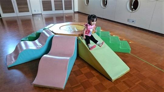 幼稚園での一コマ 20170831