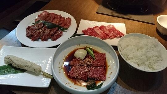 20170917 焼肉 1