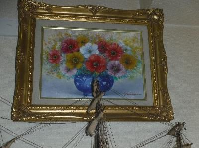 町田花の絵