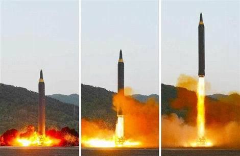 北朝鮮新型中長距離弾道ミサイル「火星12」(470x306)