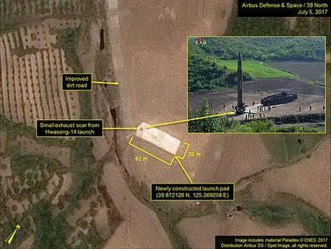 北朝鮮ミサイル発射地点(470x353)