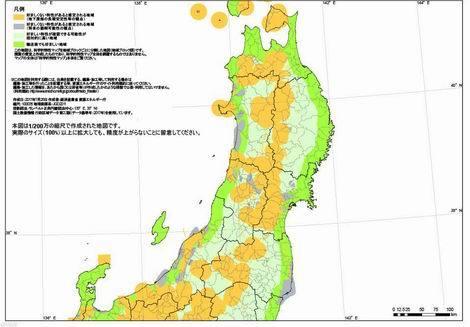 地図 東北(470x327)