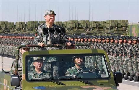 習近平国家主席_内モンゴル自治区閲兵式(470x304)