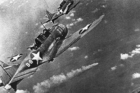 太平洋戦争 空中戦(470x313)